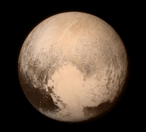 Pluto- First Look