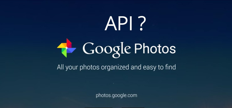 Google Photos API like Picasa